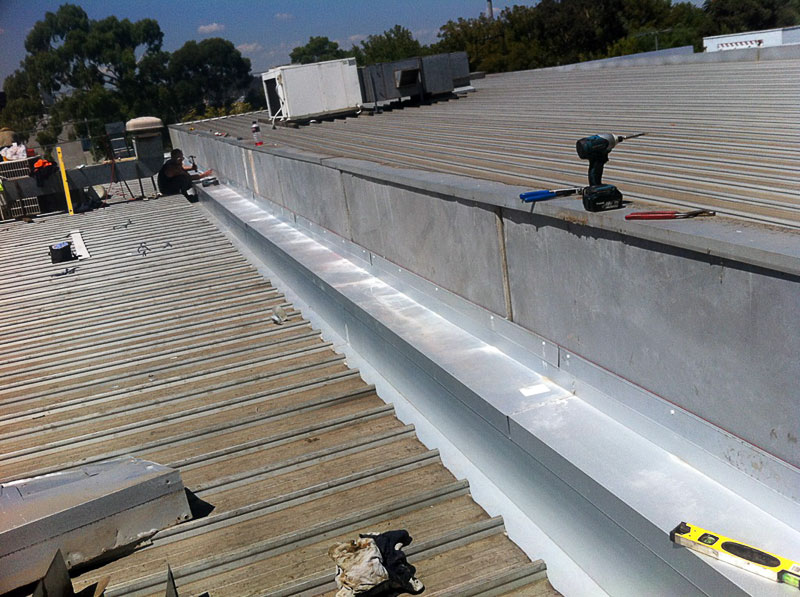 Roof repair or restoration to all size buildings